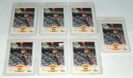 7 Lotto 1990 Fleer #178 Shawn Kemp Seattle Supersonics Recluta RC Pallac... - $9.39