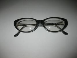 Vintage Vogue Florence VO 2130 Eyeglass Frames 50 16-135MM Italy Black - $39.59