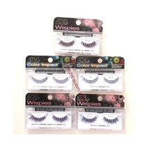 Ardell color false lashes faux lashes #110, demi wispies set of 4 - $14.97+