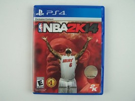 NBA 2K14 by 2K Sports Playstation 4 PS4 Video Game Software - $24.94
