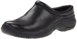 Merrell Men's Encore Gust Slip-On Shoe,Smooth Black Leather,11 M US  - $122.59