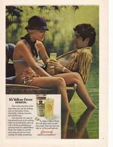 1972 Smirnoff Vodka Advertisement - $16.00