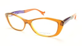 Authentic Face A Face Bocca Sexy 4 Col 808 Orange Yellow Violet Eyeglass... - $364.57