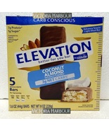 Millville Elevation Protein Bars Carb Conscious Coconut Almond 220g 8oz - $12.00