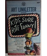 KIDS SURE ARE FUNNY! by Art Linkletter (1963) Crest illustrated pb 1st - $9.89