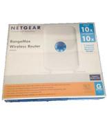 Netgear WPN824NA 108 Mbps 4-Port 10/100 Wireless G Router (RP-WPN824NA) ... - $25.74