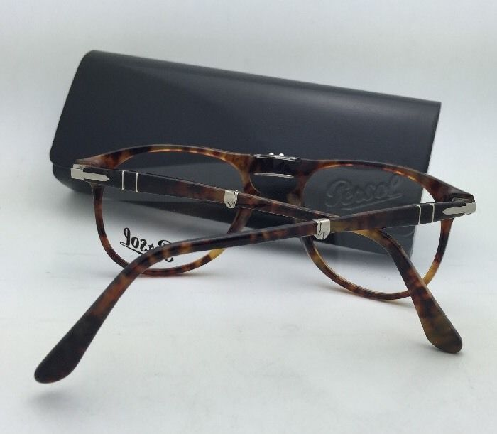 11e5493fa55 Folding PERSOL Rx-able Eyeglasses 3132-V 24 and 50 similar items. 57
