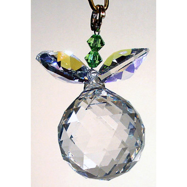 Crystal Berry Ornament