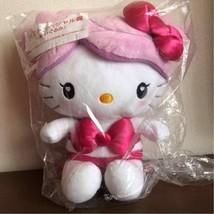 Hello Kitty x Peach John Plush Doll Red & Pink Sanrio 2015 JP New Best D... - $142.09