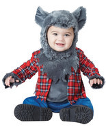 Baby Werewolf , Toddler Costume , 12 to 18 MONTHS - Free Shipping - $45.00