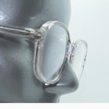 Reading Glasses Light Gray Clear Plastic Bold Statement Frame +3.00 Lens - $18.00