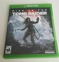 Rise of the Tomb Raider (Microsoft Xbox One, 2015) - $14.99
