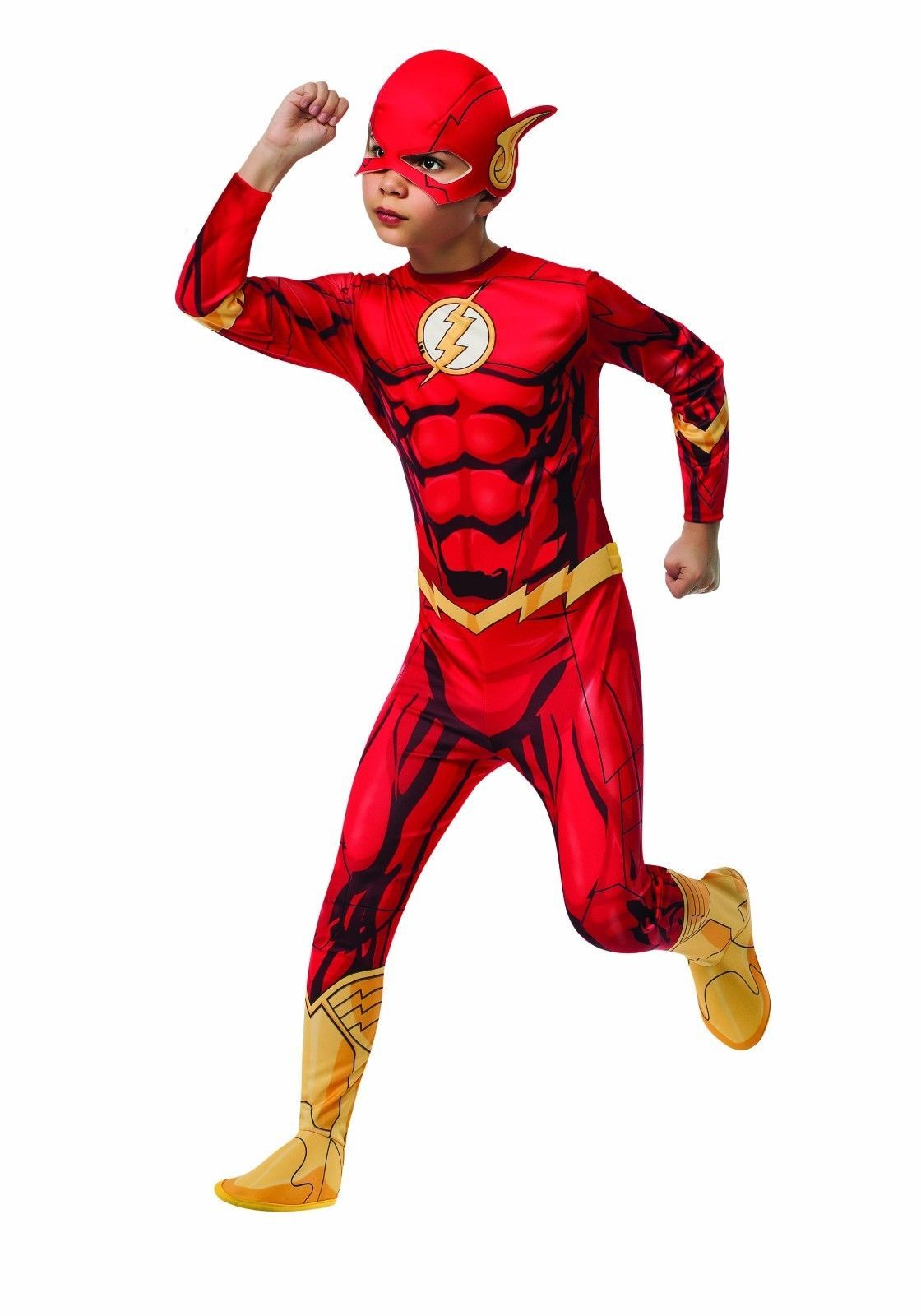 Primary image for Rubies The Flash DC Comics Superhero Childrens Boys Halloween Costume 881332