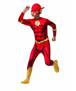Rubies The Flash DC Comics Superhero Childrens Boys Halloween Costume 881332 - £20.74 GBP