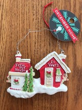 """From Our House To Yours"" Neighbor Ornament Christmas Tree Decoration Ships N 24 - $12.85"