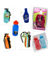 Sports Bottles Drink Soda Water Cozy Cover Bag Pouch Holder Cooler Folding - $6.92+
