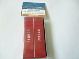 Jacksonville Terminal Company #405058 IVARAN 40' Hi-Cube Container N-Scale image 3
