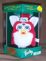 FURBY SPECIAL TOY Animal Limited Edition 1999 Model 70-885 NEW SEALED VI... - $89.95