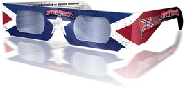 RebelVision Holographic Battle Flag specs - Patriot - $2.99