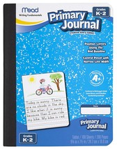 Mead Primary Journal Creative Story Tablet, Grades K-2 9554 - $7.52