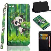 GLORYSHOP LG Zone 4 Phone Case,[Wrist Strap] PU Leather Wallet Flip Prot... - $9.89
