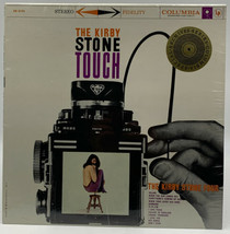The Kirby Stone Four LP Record Touch Still Sealed Columbia NOS New 20 - $13.25
