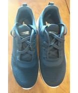 Bobs Sport Squad Tough Talk 32504 Athletic Shoes Women's Sz 9 Navy Blue ... - $19.79