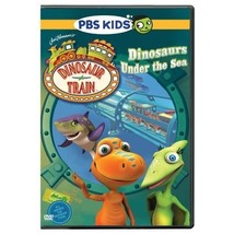 Dinosaur Train: Dinosaurs Under the Sea [New DVD] Dolby, Widescreen - $24.20