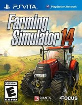 Farming Simulator '14 - PlayStation Vita [PlayStation Vita] - $12.30