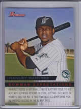 HANLEY RAMIREZ/MIKE STANTON 2010 Bowman Expectations #BE3 (C7138) - $7.16