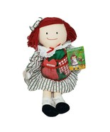 MADELINE HOLIDAY SWEETS N TREATS DOLL CHRISTMAS STUFFED ANIMAL PLUSH TOY... - $32.73