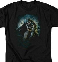 Batman T-shirt DC Comics The Dark Knight Superhero Graphic Tee BM1891 image 4