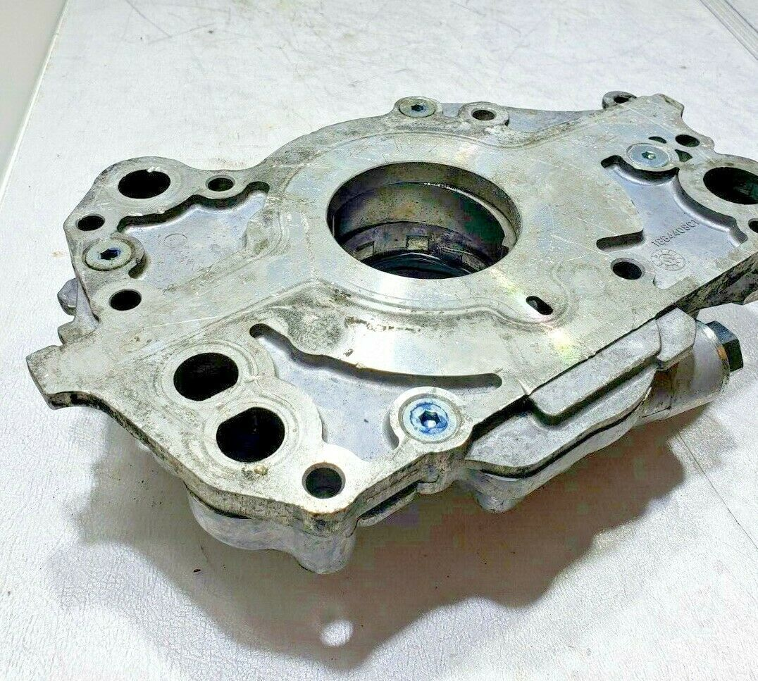Front Cover Oil Pump LPOP Water Ford F250/F350 Powerstroke 6.0 1884409C1 image 6