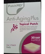 PatchMD Anti-Aging Plus Topical Vitamin Patch 30 Day Supply Patch-AA - $15.00
