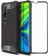 FaDream for Xiaomi Mi Note 10 / CC9 Pro Case, 2 in 1 Black  - $23.75