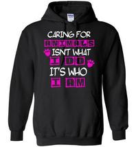 Caring For Animals Blend Hoodie - $32.99+