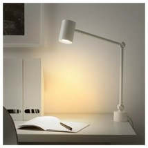 IKEA NYMÅNE Work/wall lamp, white, built-in USB port - $84.14