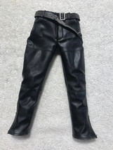 Terminator 2 T-800 Black Pants + Belt  MMS 117 1/6th Scale Accessory - H... - $56.11