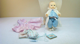 Vintage Ginnette Baby w Tagged Outfits Coat Layette - $59.99