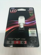 FEIT 2 watts Wedge LED Bulb 160 lumens Soft White Landscape and Low Voltage - $12.38