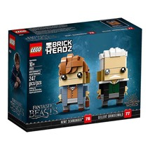 LEGO Newt Scamander & Gellert Grindelwald - $40.18