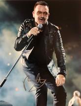 BONO U2 AUTOGRAPHED HAND SIGNED Concert 11x14 PHOTO Sunday Bloody Sunday... - $249.99