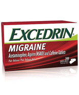 Excedrin Migraine Coated Tablets 2-300 Count Boxes - $39.19