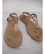 BOC Born Concepts champagne Cersei Size 8 Sandals - $23.75