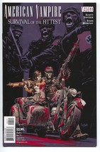 American Vampire Survival of the Fittest 4 of 5 Vertigo 2011 VF - $4.97