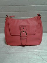 Women's Liz Claiborne Pink Size Large Shoulder Bag - $14.40