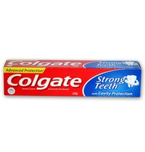 Colgate Strong Teeth Cavity & Calci Lock Protection ToothPaste 300gm (Pack of 2) - $35.49