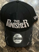 NEW ERA Marvel Limited Edition THE PUNISHER 9Forty SnapBack Hat. NEW & V... - $34.64