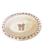 Western Cowboy Decor | Wallace China  | Boots & Saddle | Vegetable Bowl ... - $350.00