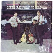 STEVE & LEROY Life's Railway To Heaven 1971 LP Private Press 70s Xian Bl... - $16.82